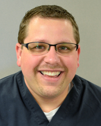 Photo of Bruce Hoffman, RN-to-BSN graduate