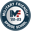 2021-2022 Military Friendly Spouse School