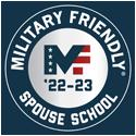 2021-2022 Military Friendly Spouse School