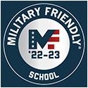 2021-2022 Military Friendly School