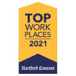 Hartford Courant top workplaces 2021