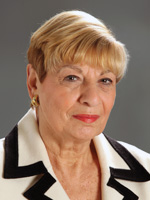 Photo of board member Jacqueline Jacoby