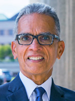 Photo of board member Wilfredo Nieves