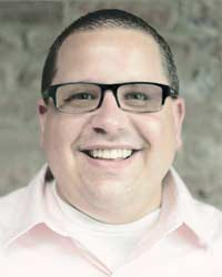 Bruce Hoffman, program director of Nursing