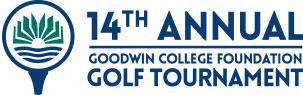 14th annual golf tournament logo