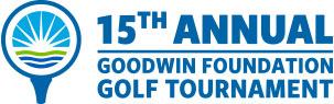 15th annual golf tournament logo