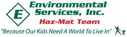 Environmental Services Hazmat Logo