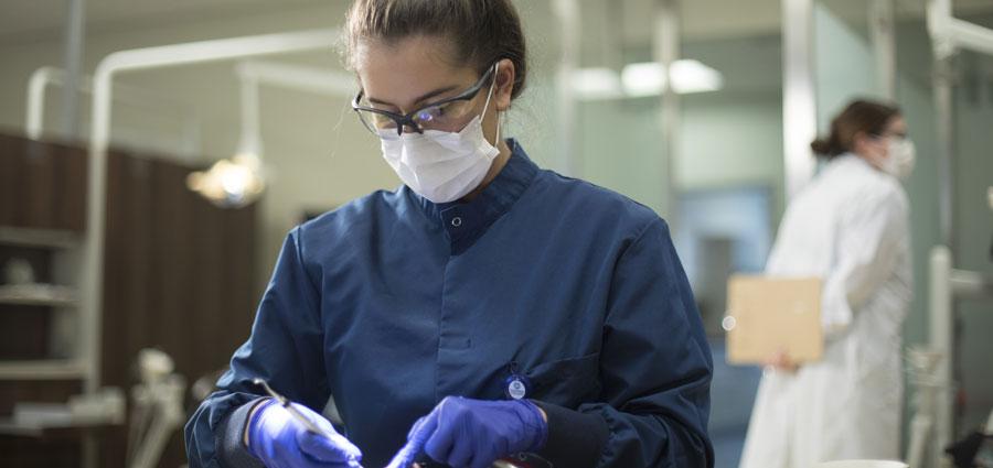Dental Hygiene degree in CT