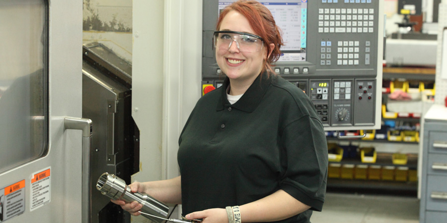Manufacturing degree in CT