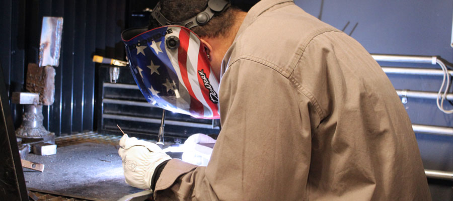 Welding certificate in CT