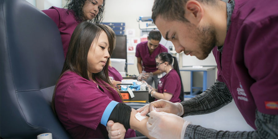 Connecticut Phlebotomy courses