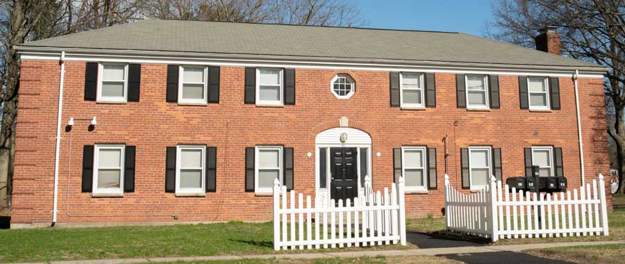 college housing in Connecticut