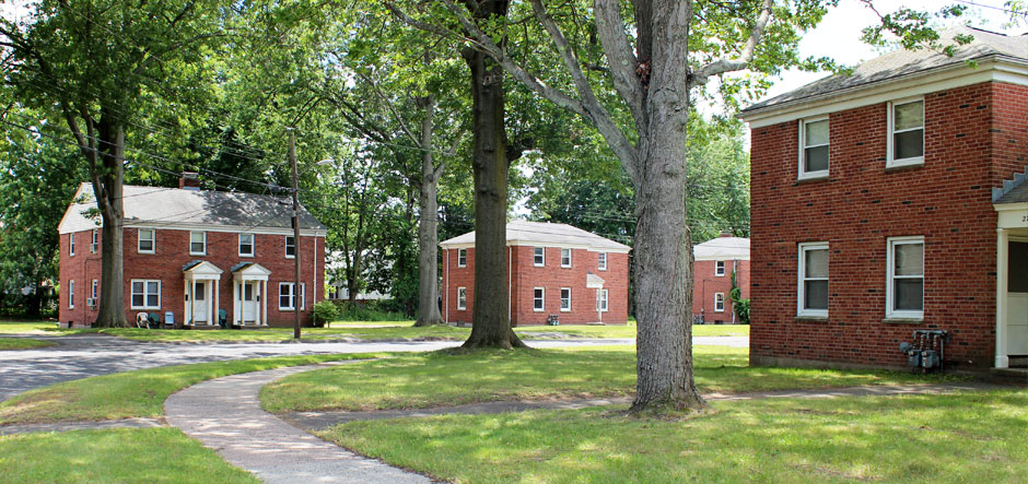 Student Housing Neighborhood