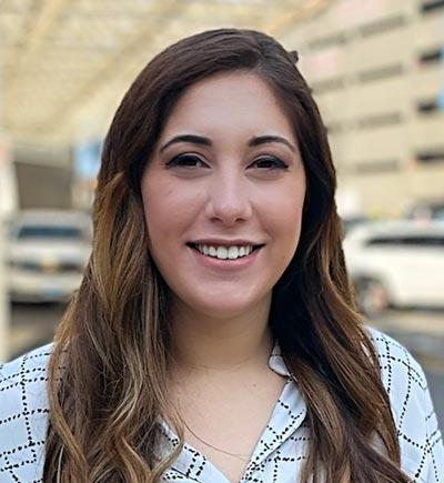 photo of Megan