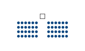 Lecture Seating Configuration
