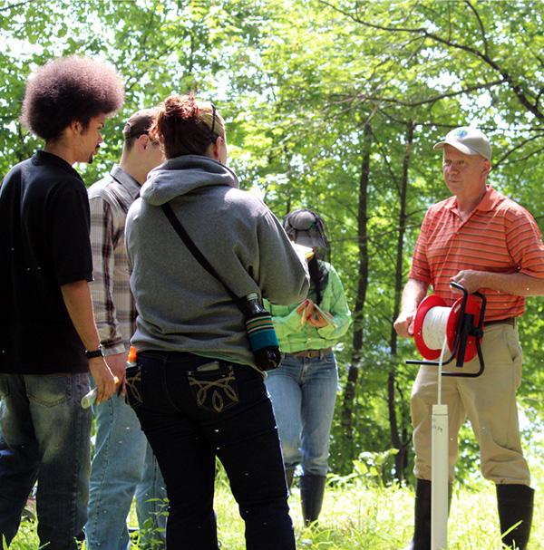 connecticut environmental studies program